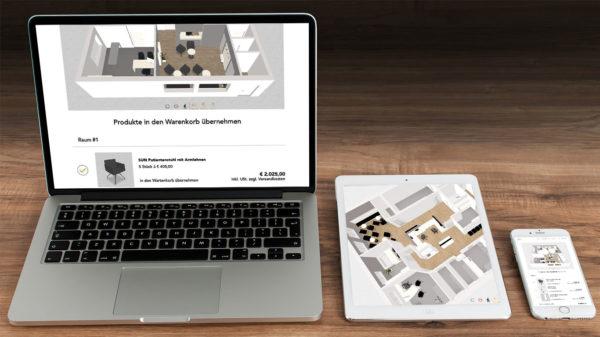 Dienstleistung | Online Praxis-Planungsfeedback