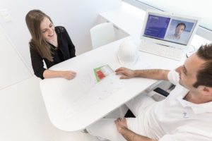 Dienstleistungen für die Praxisplanung und Praxiseinrichtung