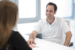 Kundenkontakt | Dienstleistungen mit Experten