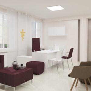 Dienstleistung | Praxismöbel Showroom Linz