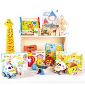 Spielzeugkiste fürs Wartezimmer   Wait & Play